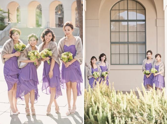 Pasadena Pacific Asia Museum Wedding Photo-033a