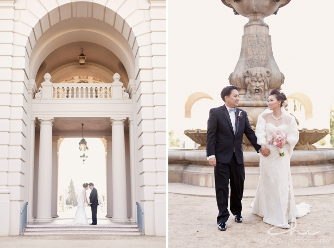 Pasadena Pacific Asia Museum Wedding Photo-039a