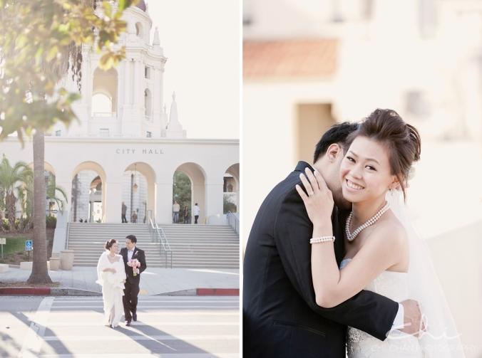 Pasadena Pacific Asia Museum Wedding Photo-041a