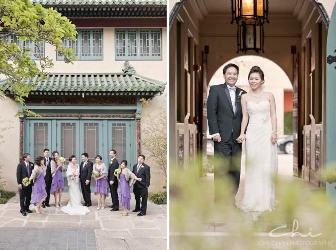 Pasadena Pacific Asia Museum Wedding Photo-045a