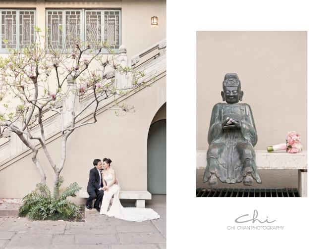 Pasadena Pacific Asia Museum Wedding Photo-046a