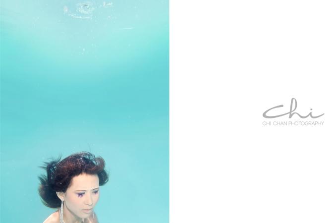 Tiffany underwater 011