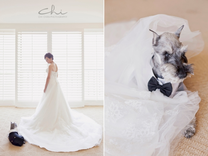 Jodie Michael Pacific Palms Los Angeles Wedding Photo 08