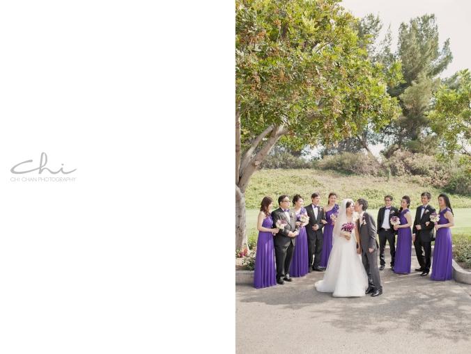 Jodie Michael Pacific Palms Los Angeles Wedding Photo 11
