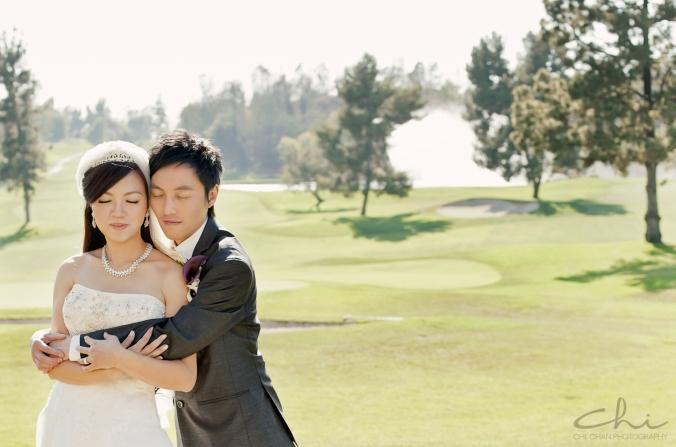 Jodie Michael Pacific Palms Los Angeles Wedding Photo 14