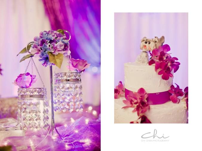 Jodie Michael Pacific Palms Los Angeles Wedding Photo 18