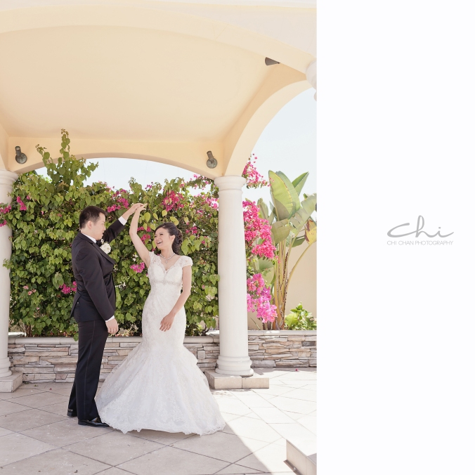 EK Wed 8 Los Angeles San Gabriel Hilton Wedding Photo