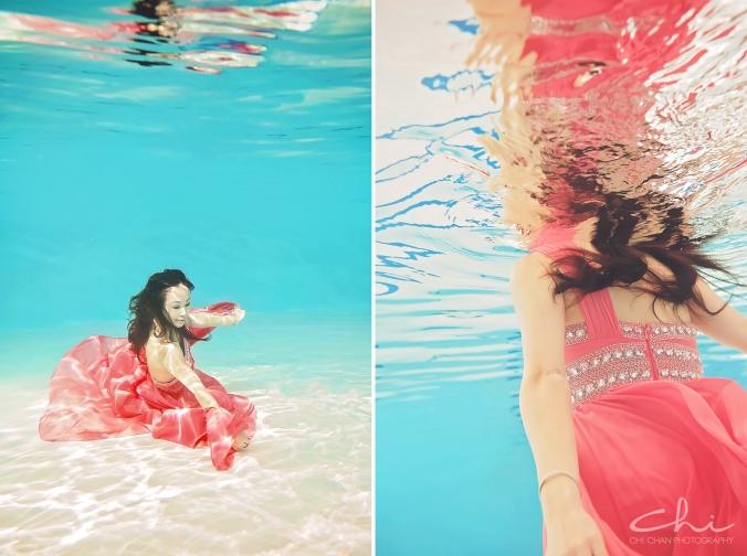 Winnie David Underwater HL002