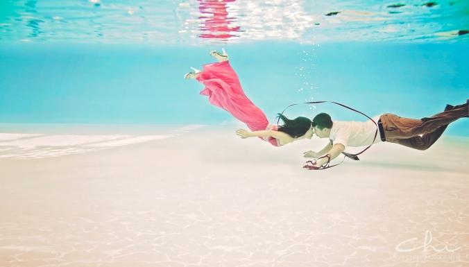 Winnie David Underwater HL008