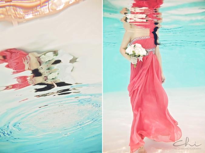Winnie David Underwater HL016