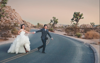 Joshua Tree Wedding Photo AK-031
